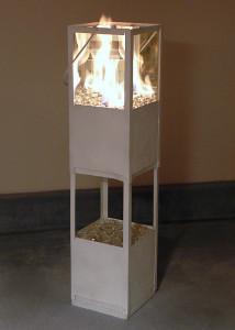 chemine au biothanol chauffage dappoint artistique kaminofen_ethanol - Chauffage D Appoint Economique Pour Appartement