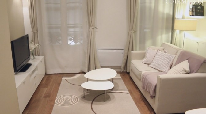 Vid o comment am nager un petit studio de 40m2 deco fun - Amenager petit appartement 2 pieces ...