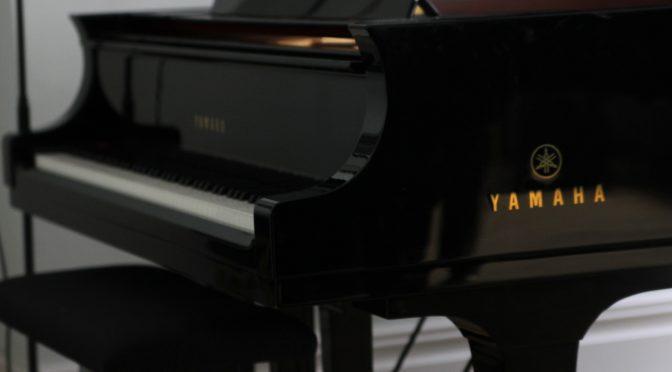 piano queue silencieux yamaha